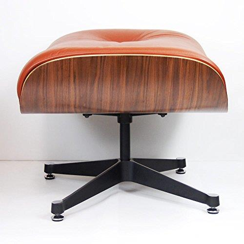 Charles Eames Chair - WALNUT - BROWN TAN Leather #2